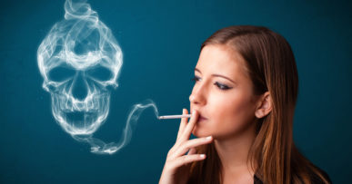 tabaco salud dental